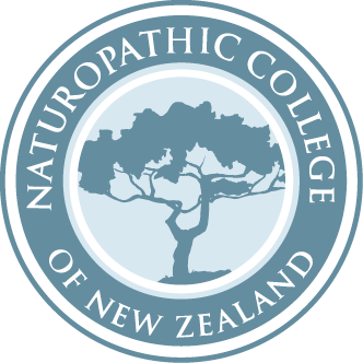 Naturopathic College of New Zealand Retina Logo