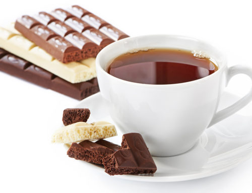 Tea and Chocolate for Stress